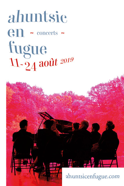 Concerts Ahuntsic en fugue 2019